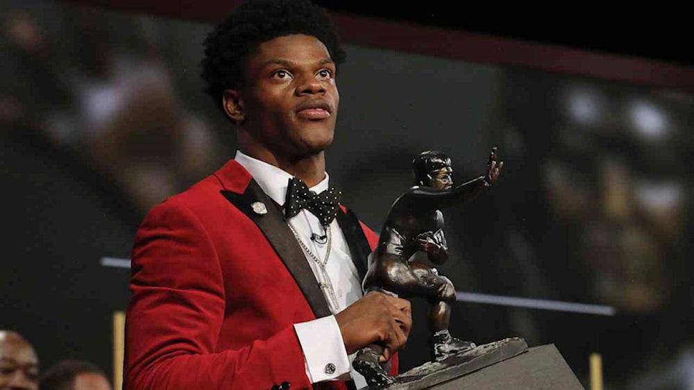 NFL still unsure on Lamar Jackson after Heisman Trophy win 2016 images