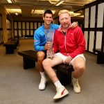 novak djokovic ends coaching with boris becker