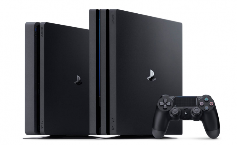 ps4 pro and slim