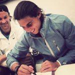 rafael nadal joins up with carlos moya