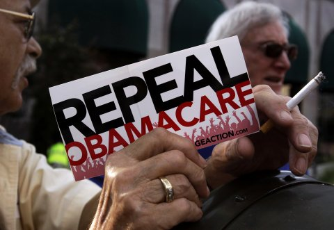 republicans already split on replacing obamacare 2016 images