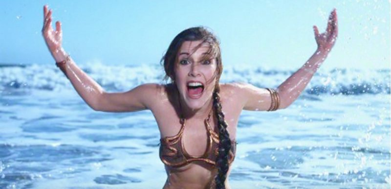 rip carrie fisher has died at 60 after heart attack on plane 2016 images