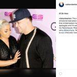 rob kardashian mental breakdown over blac chyna