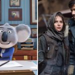 rogue one tops box office holiday over sing 2016 images