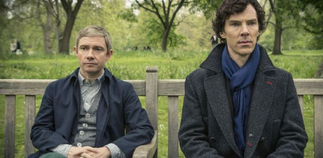 sherlock holmes season 4 getting tv and big screen treatment in US 2016 images
