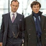 sherlock holmes with brother