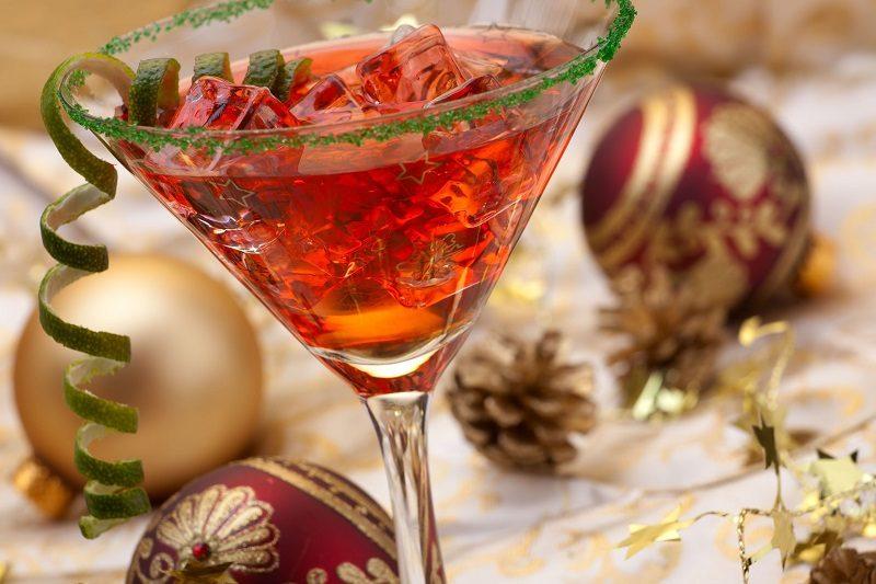 skinny santa drink