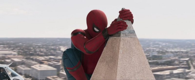 spider man homecoming first trailer flies high for tom holland 2016 images