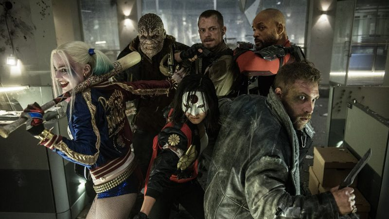 suicide squad top films of 2016