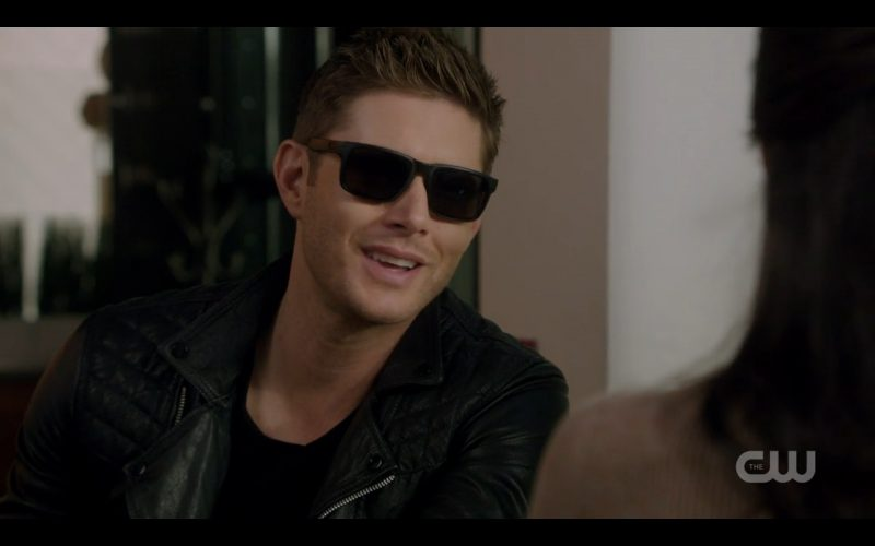 supernatural 1207 dean winchester hot leather look