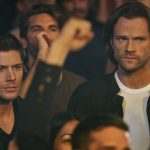supernatural 1207 rock never dies winchester brothers at rick springfield lucifer concert