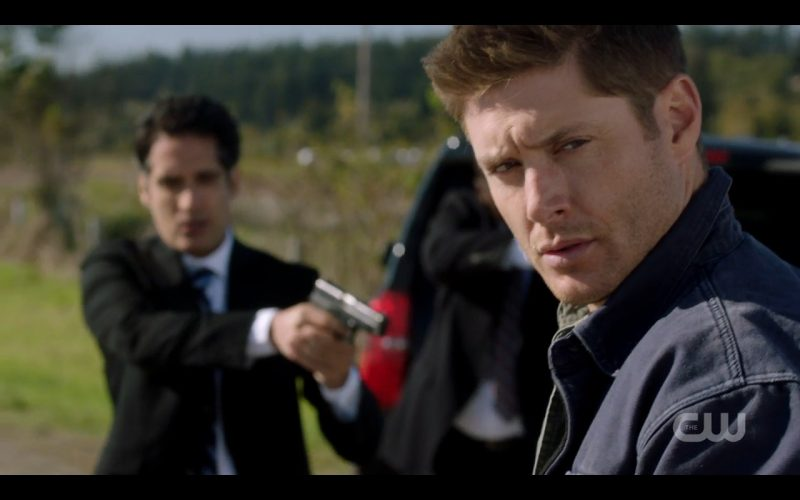 supernatural 1208 lotus dean winchester with british mol