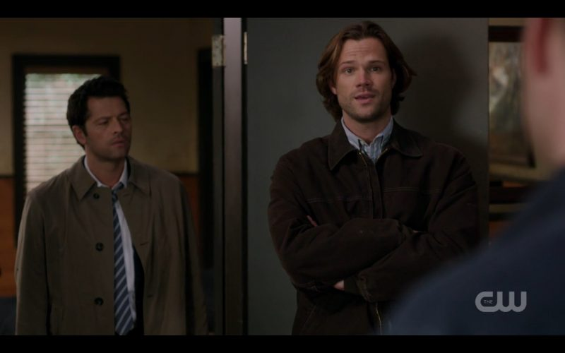 supernatural 1208 lotus sam winchester with cas