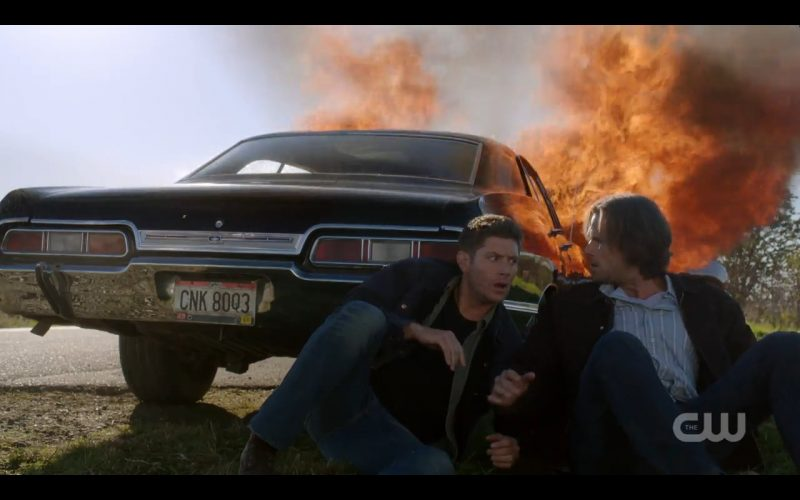 supernatural 1208 lotus winchester brothers grenade launcher