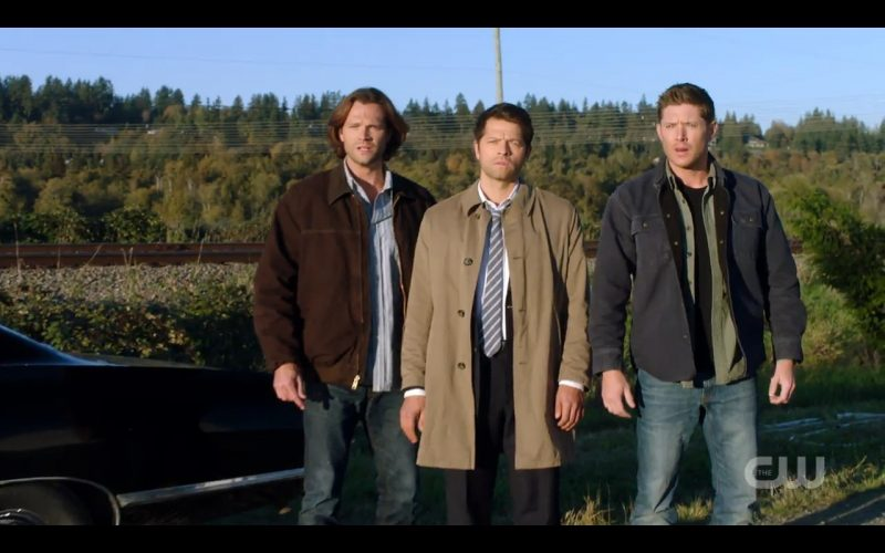 supernatural 1208 lotus winchester brothers with cas 2016 images