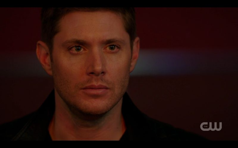supernatural rock never dies 1207 dean winchester puppy