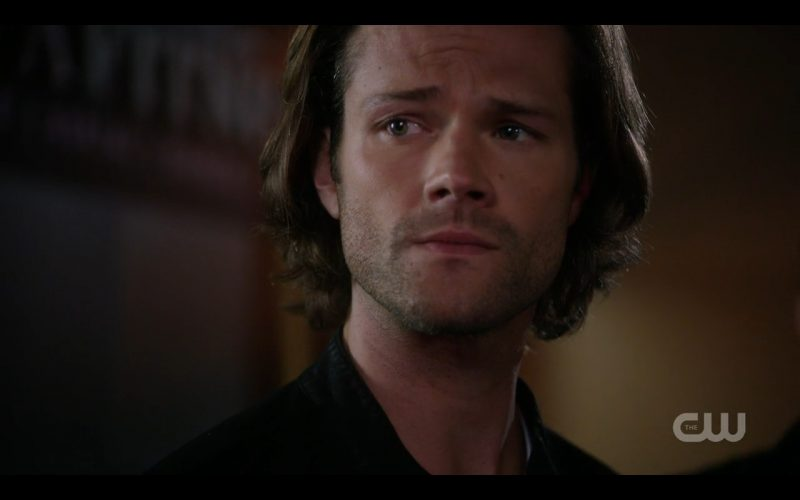 supernatural sam winchester sad pouty look