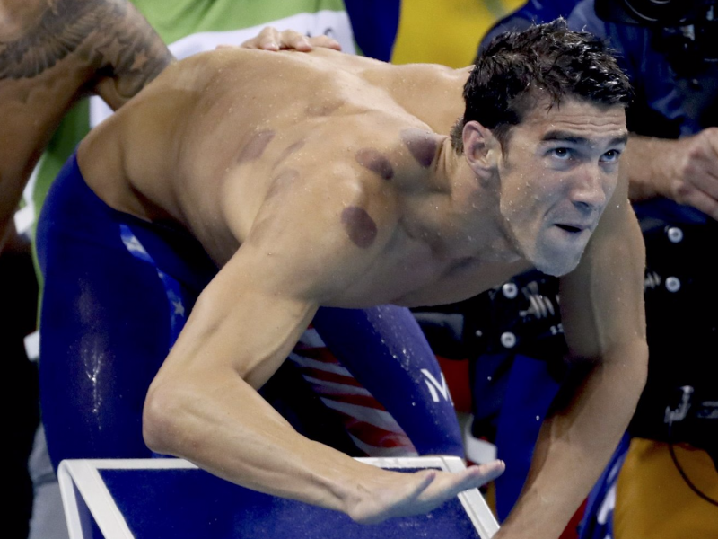 tech world ready for michael phelps