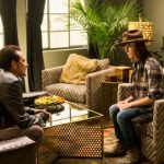the walking dead 707 carl sings to negan sunshine