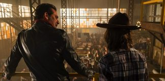 the walking dead 707 sing me a song aka carls new daddy 2016 images