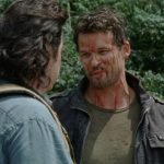 the walking dead spencer with eugene