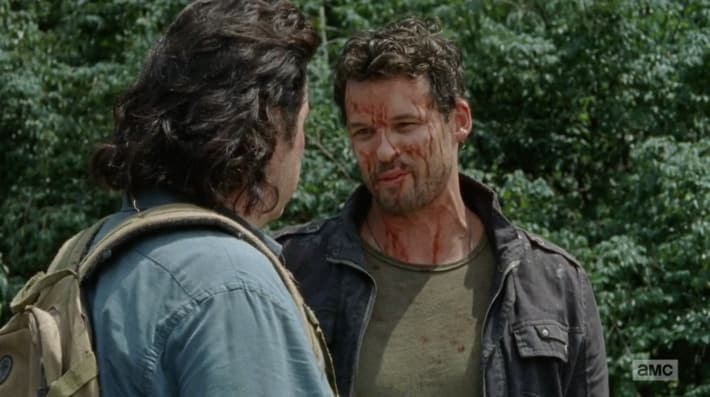 the walking dead daryl sing me a song