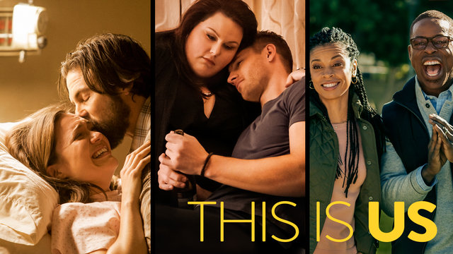 this is us top 10 2016 shows
