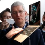 Tim Cook says he's cooking new Apple Macs