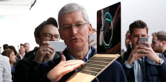 tim cook says he's cooking new apple macs 2016 images