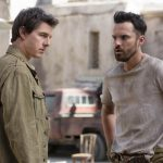 tom cruise with alex kurtzman mummy movie