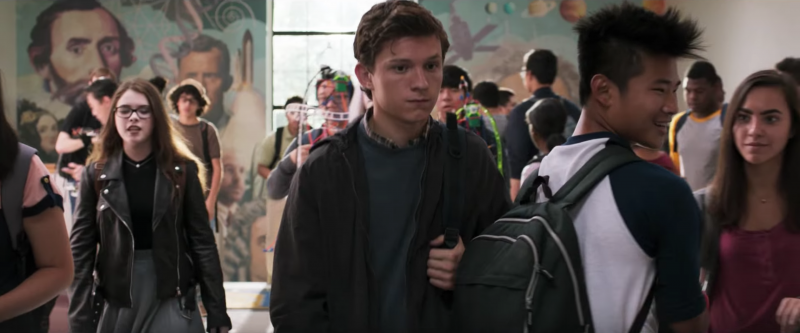 tom holland spider man homecoming images movie tv tech geeks 3360x1400 002