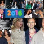 Top 10 Biggest and Craziest Celebrity Stories of 2016