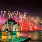 turkey new years eve 2017