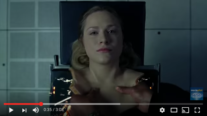 westworld woman images