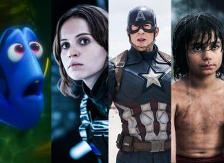2016 box office aided by superheroes sequels and animation images