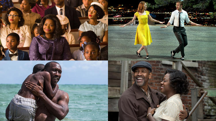 2017 oscar nominated films