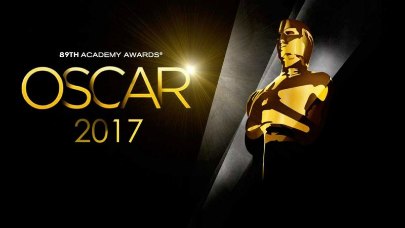2017 oscar nominations 89th