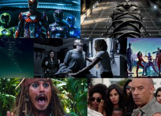 A Look Ahead To Spring Blockbusters 2017 images