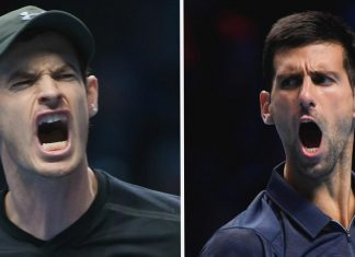 Andy Murray's No. 1 Ranking at Risk at 2017 Australian Open images