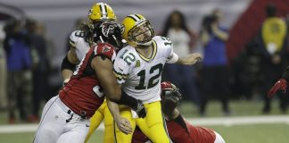 Atlanta Falcons cool off Aaron Rodgers and Packers 2017 images