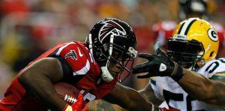 Atlanta Falcons main advantages over Green Bay 2017 images