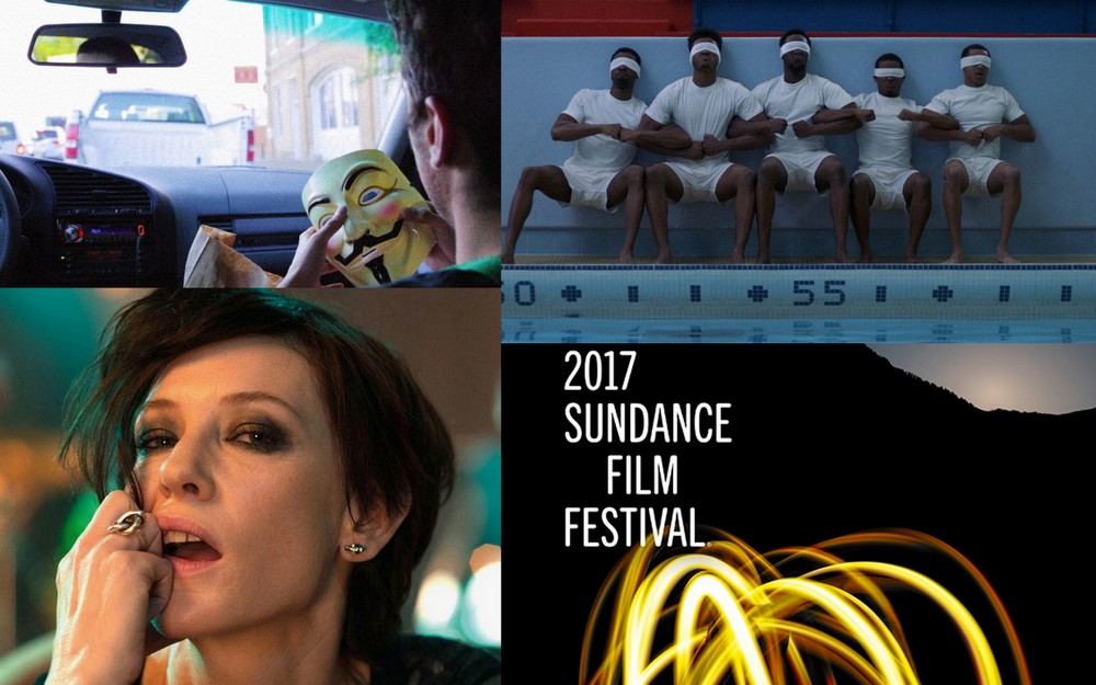 Cate Blanchett's Manifesto, New Radical Burning Sands intensify day 6 sundance 2017 images