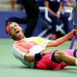 Garbine Muguruza, Lucas Pouille pick up minor injuries in Brisbane draws 2017 images