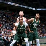 Giannis Antetokounmpo wins bucks over knicks