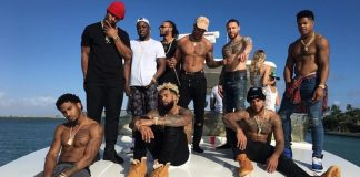 Giants, Yachts, Party Boys and the NFL Playoffs 2017 images