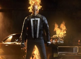 I Want my Ghost Rider TV Series 2017 images