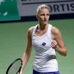 Karolina Pliskova wins australian open 2017