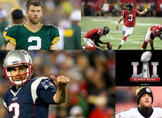 NFL Playoffs when kickers really matter 2017 images
