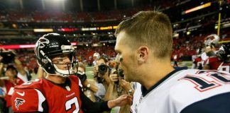 NFL Winners and Losers Week 17 tom brady matt ryan man up 2017 images