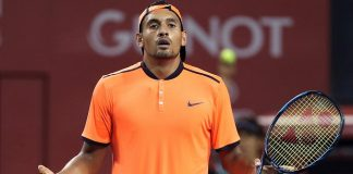 Nick Kyrgios' Epic Fail at the 2017 Australian Open images